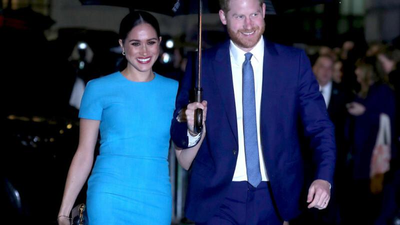 Prințul Harry și Meghan, prima apariție publică după Megxit - 6