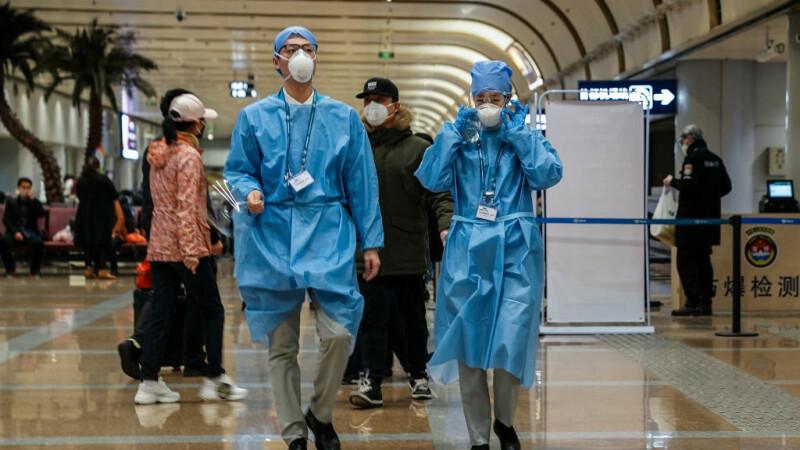 Un raport OMS arată că lumea nu este pregătită să adopte măsurile anti-coronavirus luate de China