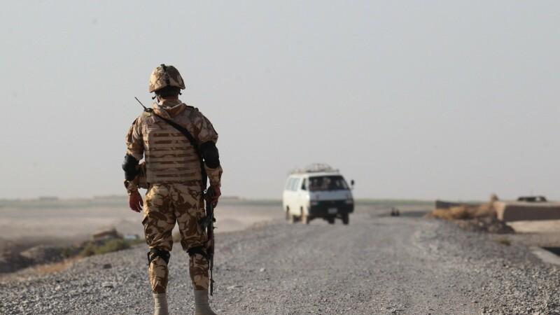 Soldatul român care a suferit un anevrism în Afganistan a murit într-un spital din Germania