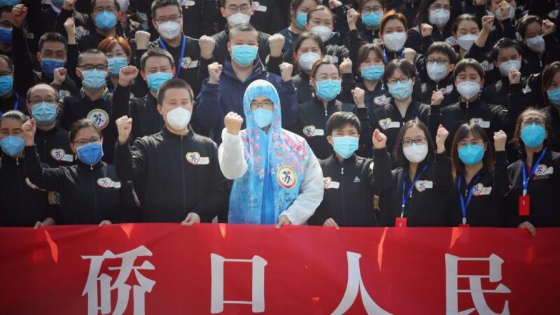 ceremonie medici China