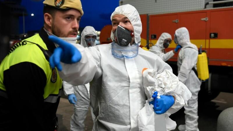 Pandemia de Covid-19 în Europa. Mii de îmbolnăviri în ultimele 24 de ore. Ce măsuri iau statele