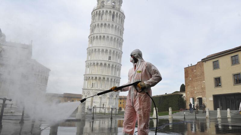 """Povestea """"pacientului 1"""" din Italia, vindecat de coronavirus. Tatăl lui a murit"""