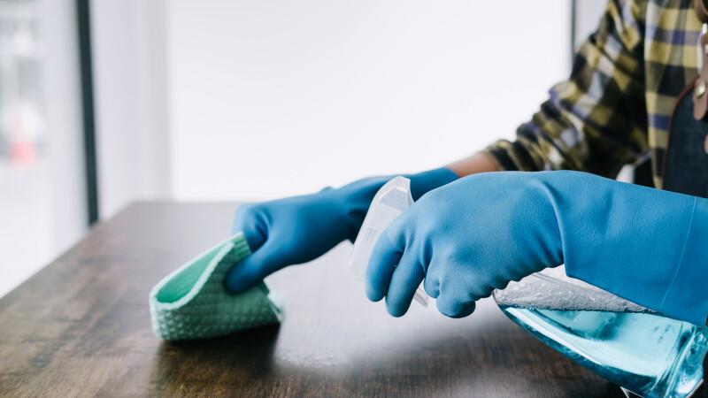 dezinfectare