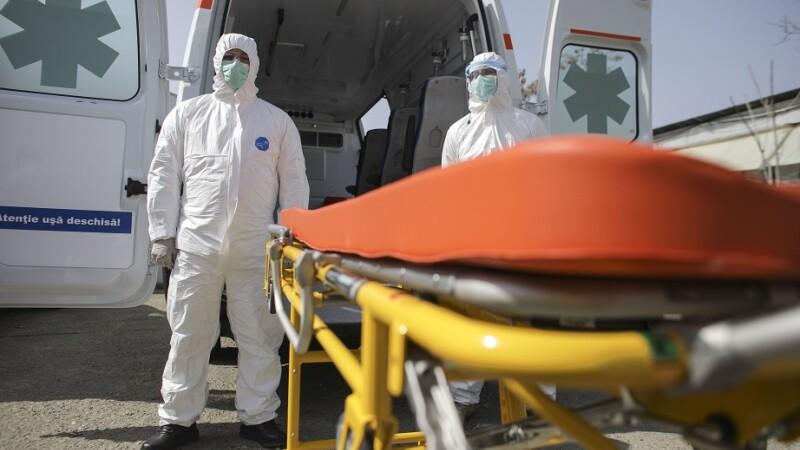 LIVE UPDATE. Situaţia cazurilor de coronavirus din România, vineri 3 aprilie