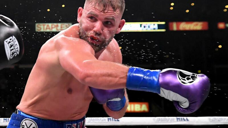 Campionul mondial la box Billy Joe Saunders a rămas fără licență după ce a postat cum trebuie bătute femeile în timpul izolării de coronavirus