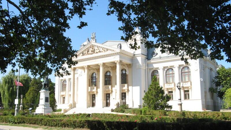 Zeci de percheziții ale DIICOT într-un dosar de delapidare la Opera Națională Iași