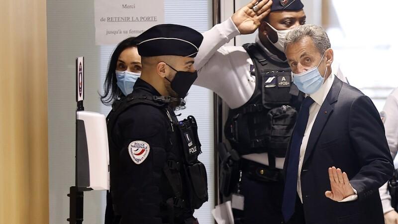 Nicolas Sarkozy la tribunal