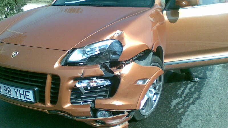 Accident Yssouf Kone