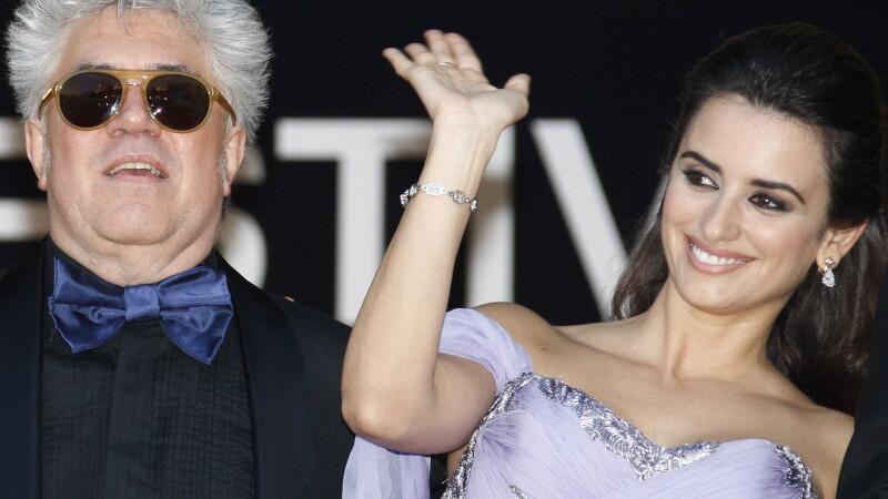 Penelope Cruz si Pedro Almodovar