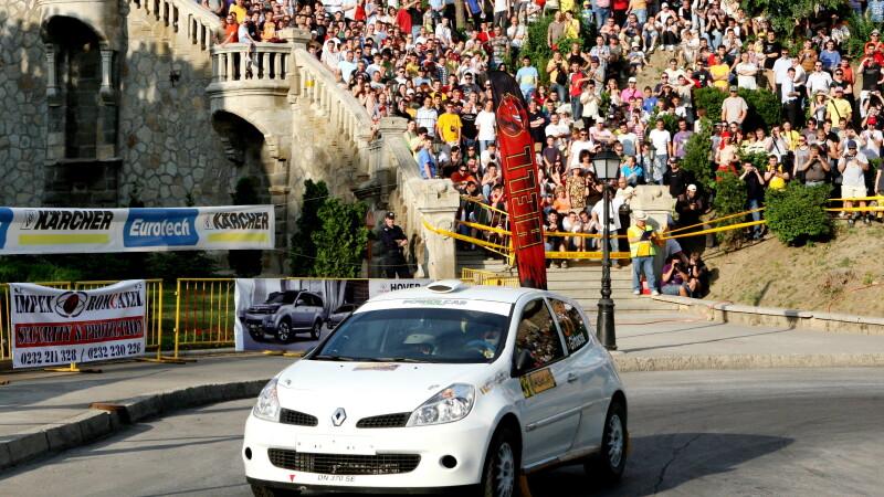 Masina lui Lucian Garbacea - 22 mai 2009