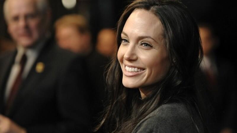 Angelina Jolie, foto arhiva