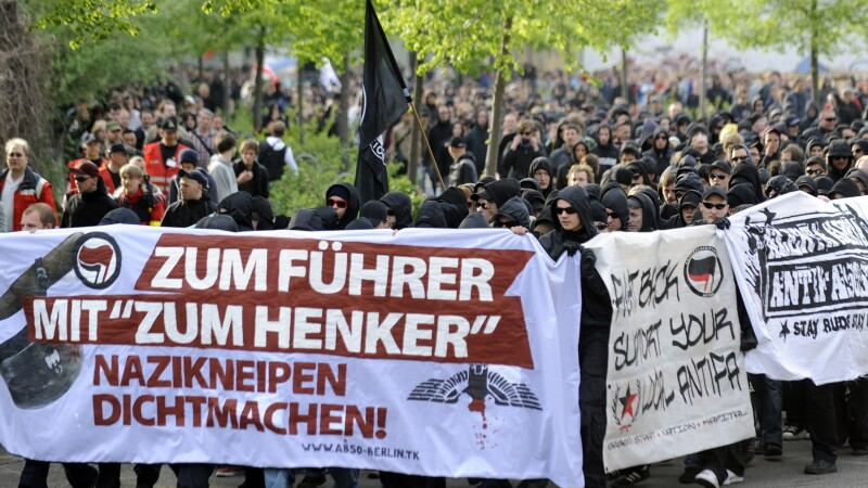 proteste Germania