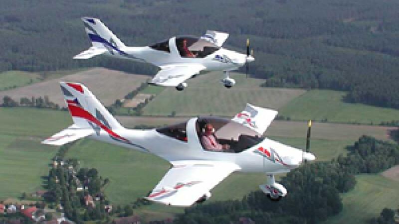 avioane ultrausoare