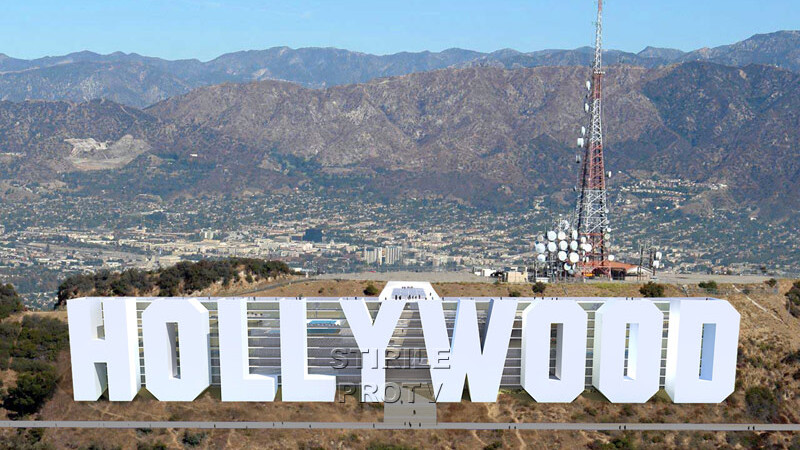 Te-ai caza in... semnul Hollywood? Simbolul ar putea deveni hotel!