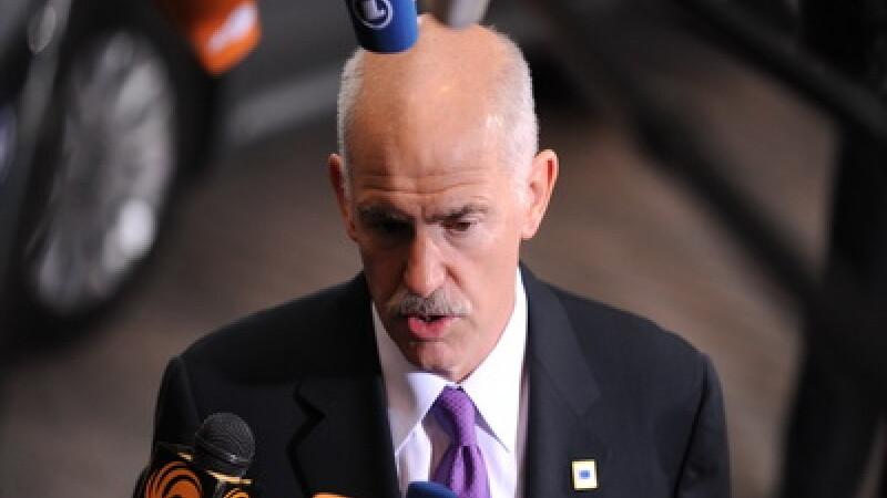Premierul Greciei, George Papandreou