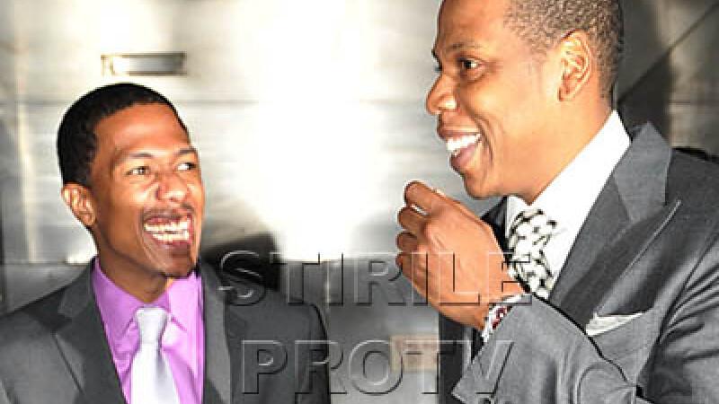 Nick si Jay-Z