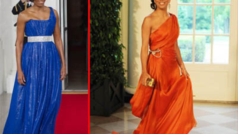 Eva Longoria, Michelle Obama