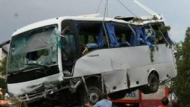 Grav accident de circulatie la Constanta. Cinci persoane ranite