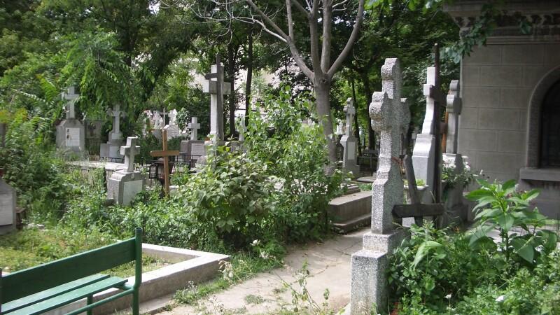 Cimitirul Bellu - 7