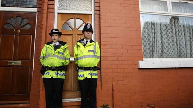 Politia londoneza