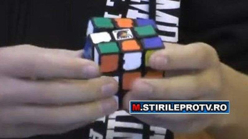 record cub Rubik