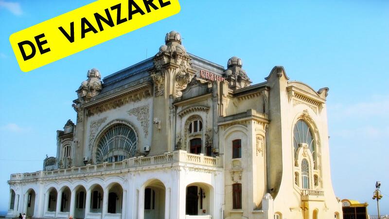 Cazinoul din Constanta, de vanzare