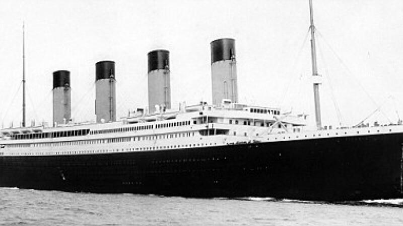 diagrama Titanic