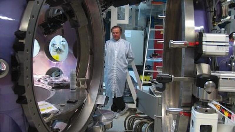 Revolutie in cercetare. Constructia celui mai mare laser din lume va incepe anul acesta la Magurele