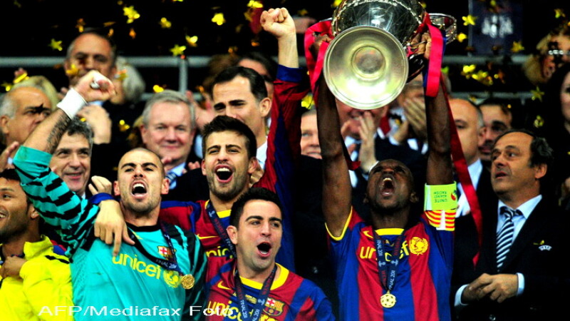 Barcelona campioana