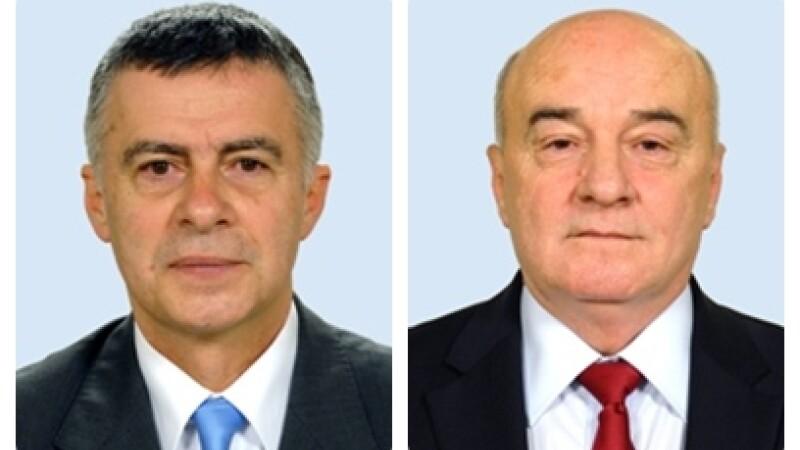 Serban Radulescu si Ion Toma