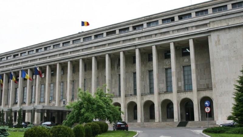 Palatul Victoria, Guvernul Romaniei