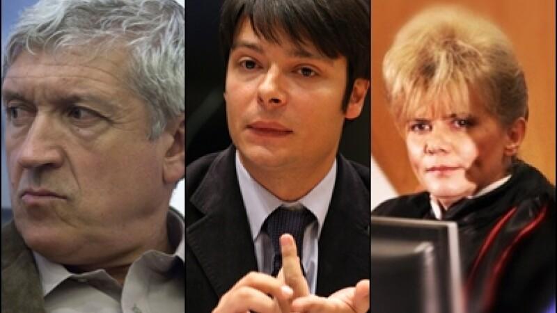 Ministri nominalizati in Guvernul Ponta, suspecti de incompatibilitate: Diaconu, Alistar, Dumitrescu