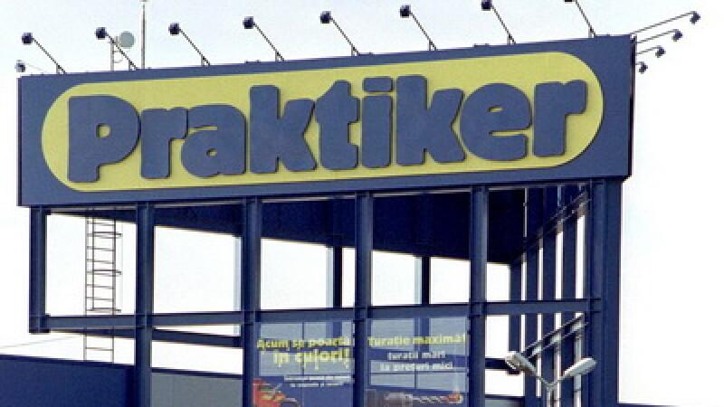 Praktiker incepe sa-si inchida magazinele din Germania