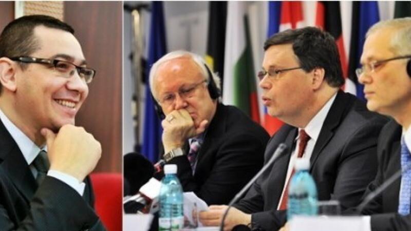 Guvernul Ponta incepe azi negocierile oficiale cu FMI, la sediul BNR. Cum arata agenda discutiilor