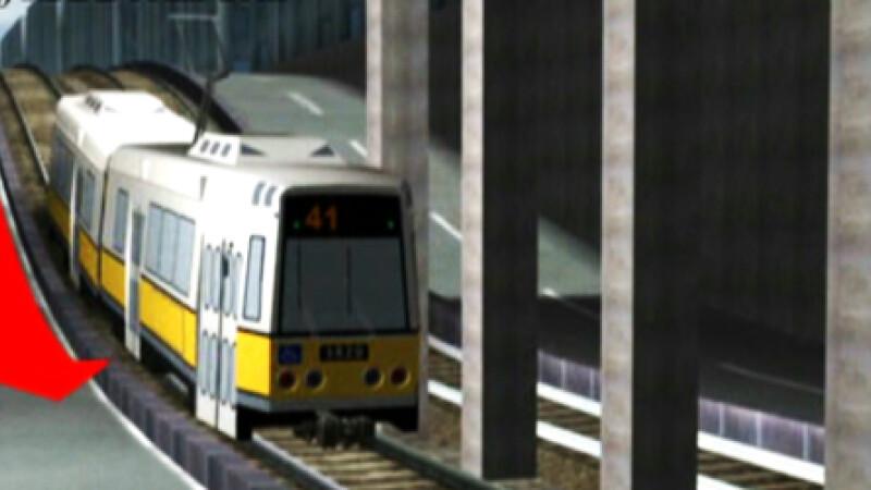 Cover tramvai Lujerului