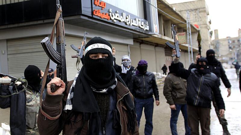 armata opozitiei Siria