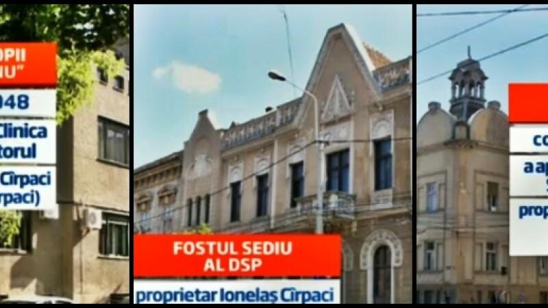 Stapanii spitalelor Timisoara, clanul Carpaci