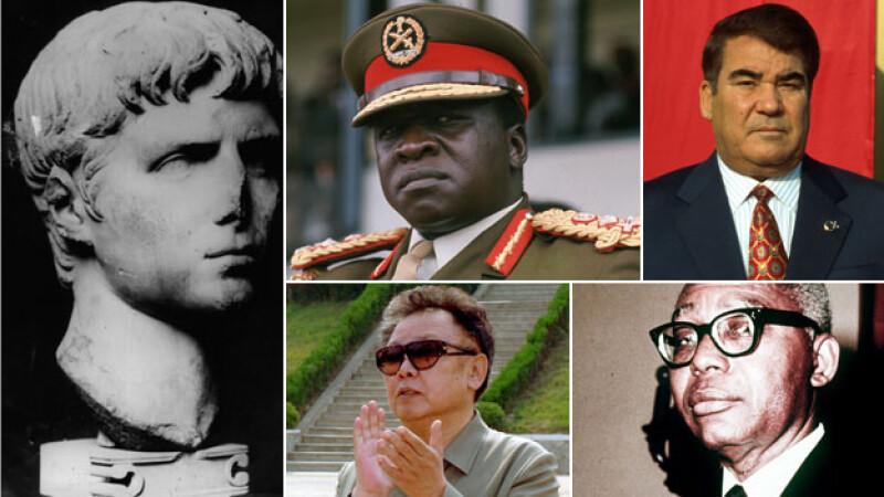 dictatori BBC