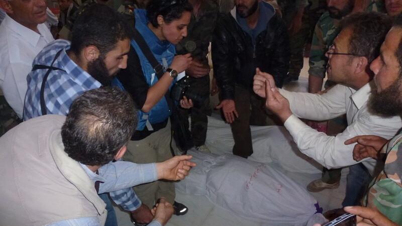 masacru Siria
