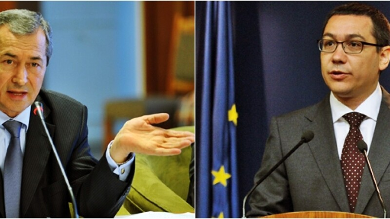 Petru Lificiu si Victor Ponta