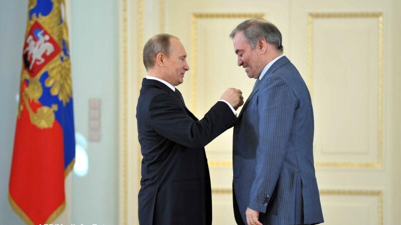 Vladimir Putin, Valeri Gherghiev