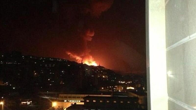 bombardament israelian in Siria