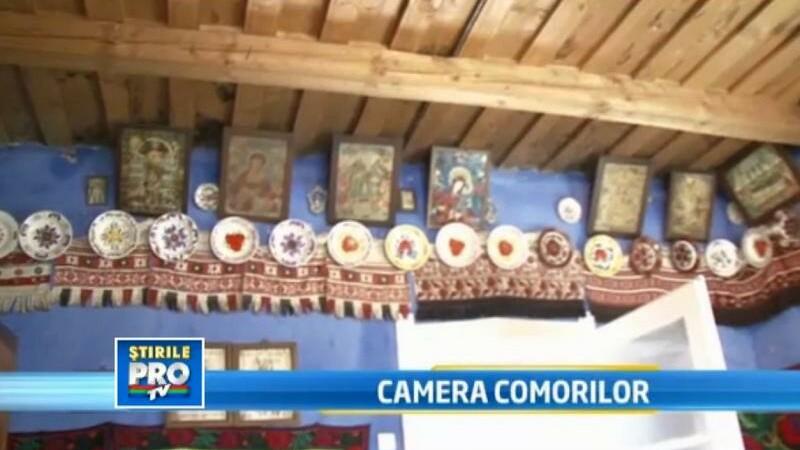 Comorile ascunse in casutele din Tara Oasului