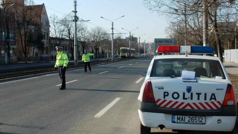 politia rutiera, trafic