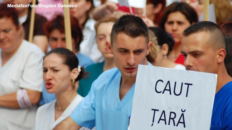 Protest al medicilor
