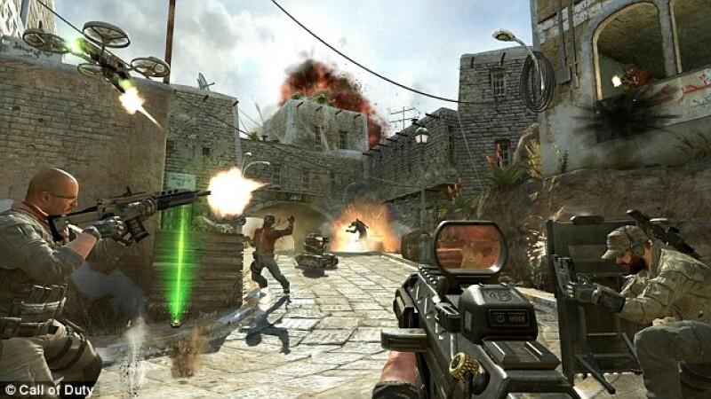 joc online, Call of Duty