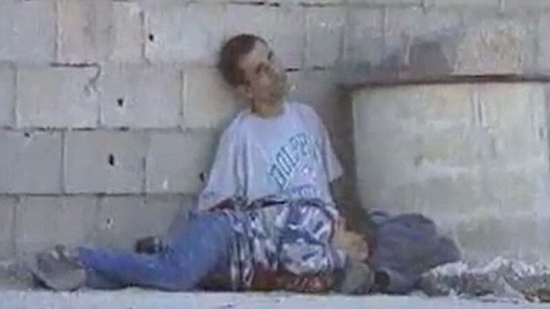 Intifada, baiat palestinian ucis