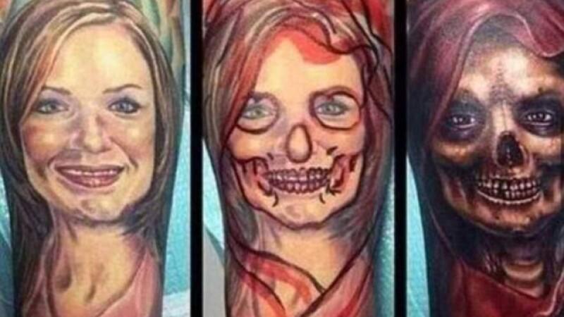Tatuaj iubita