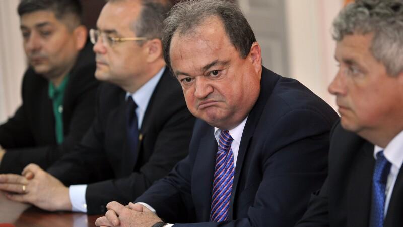 Emil Boc, Vasile Blaga