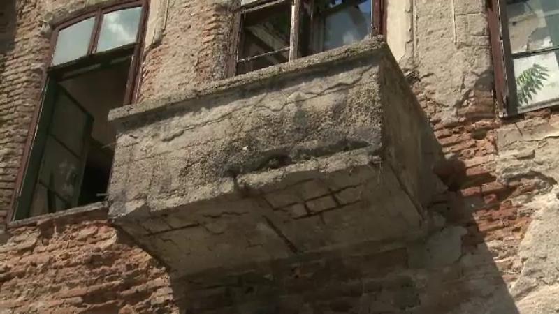 cladire istorica in ruine